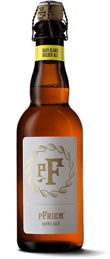 Sauv Blanc Barrel Aged Golden Ale | pFriem Family Brewers